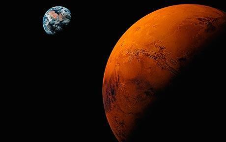 mars planet graphs - photo #32
