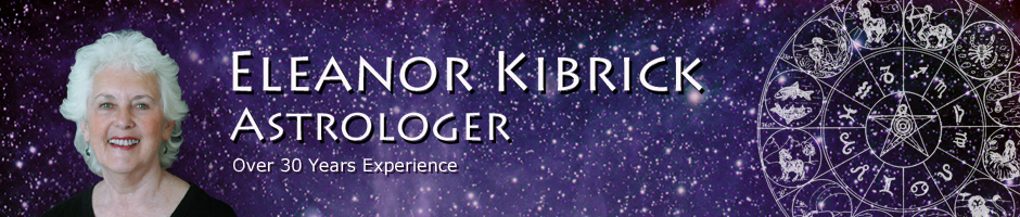 Eleanor Kibrick – Astrologer